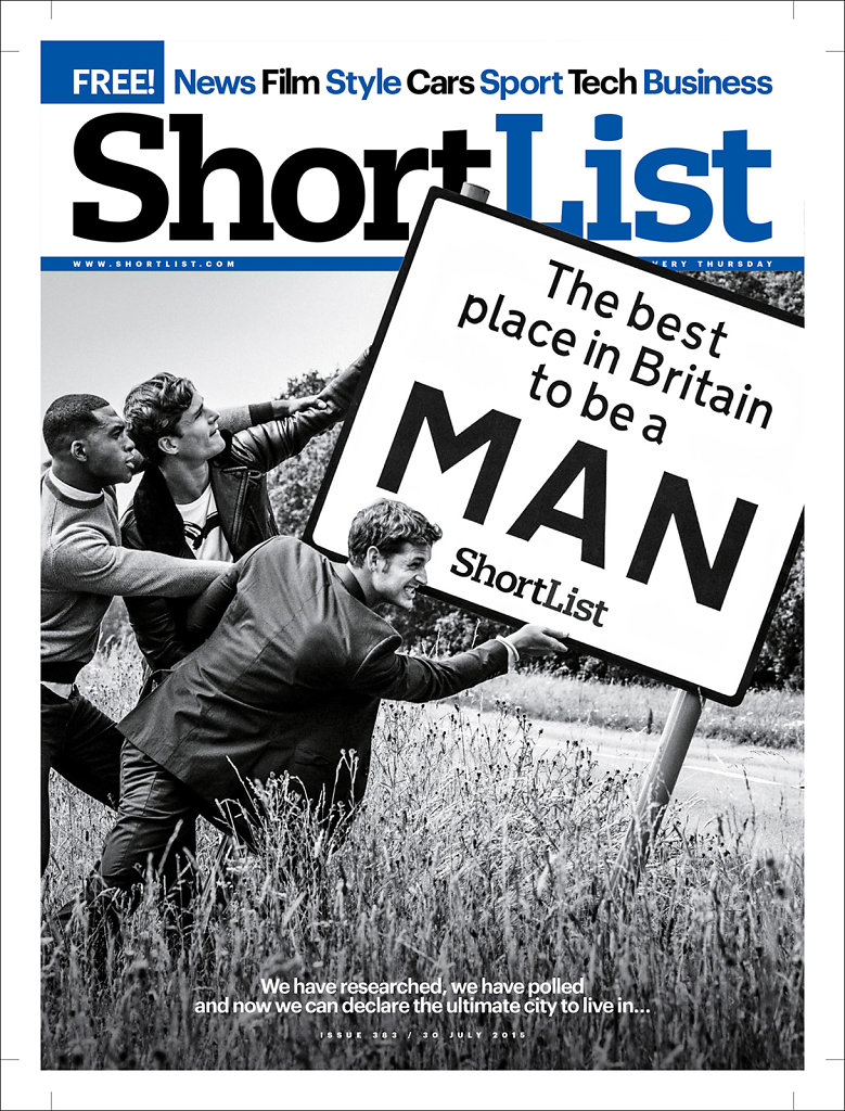 Cover for Shortlist
