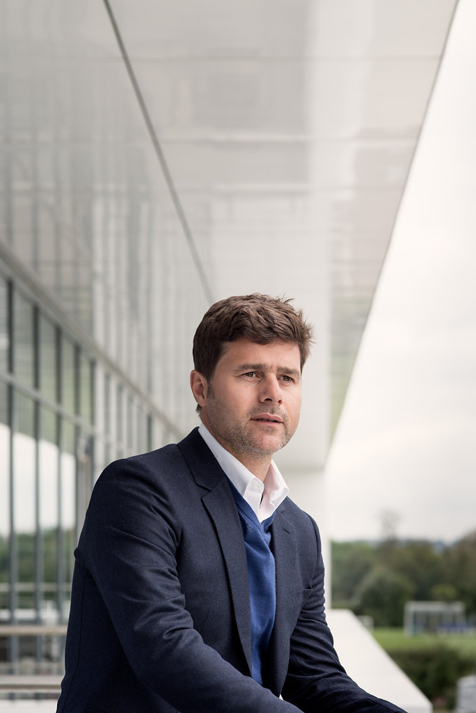Mauricio Pochettino for Sport Magazine